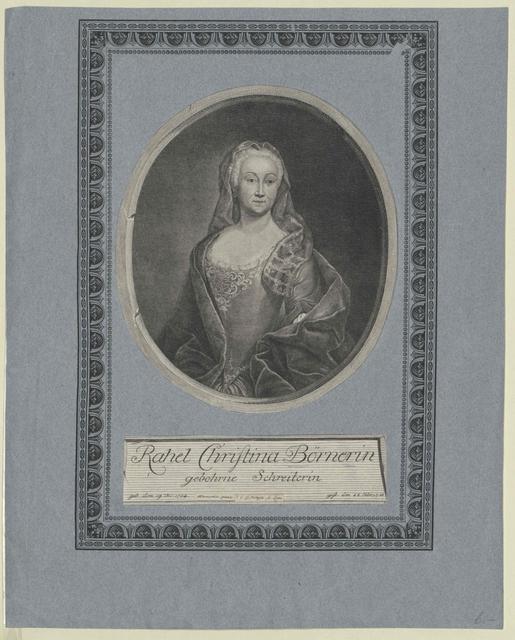 Börner, Rahel Christina