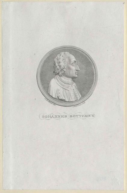 Bottari, Giovanni Gaetano