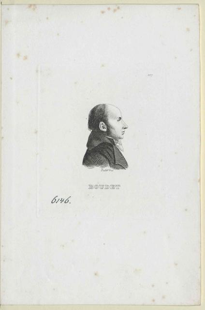 Boudet, Jean Comte