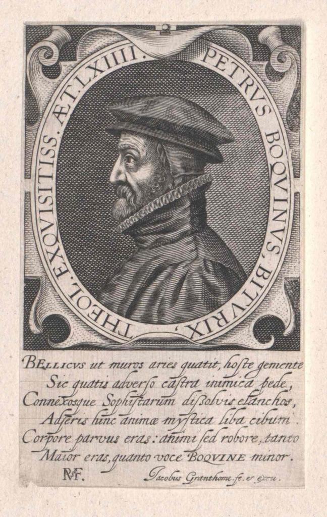 Bouquin, Pierre