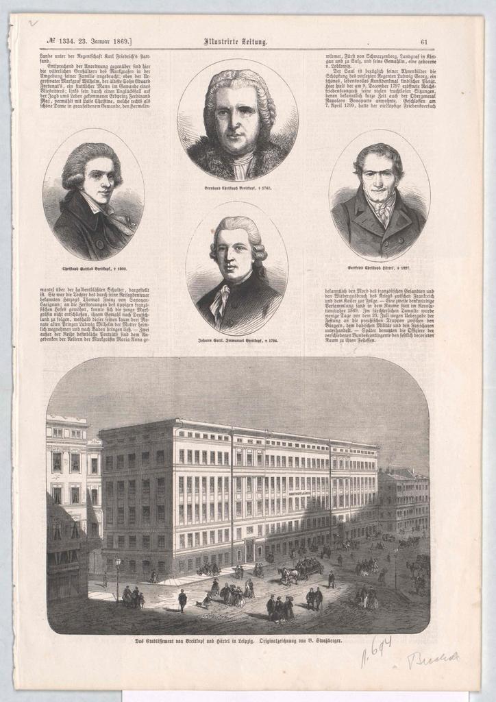 Breitkopf, Christoph Gottlob