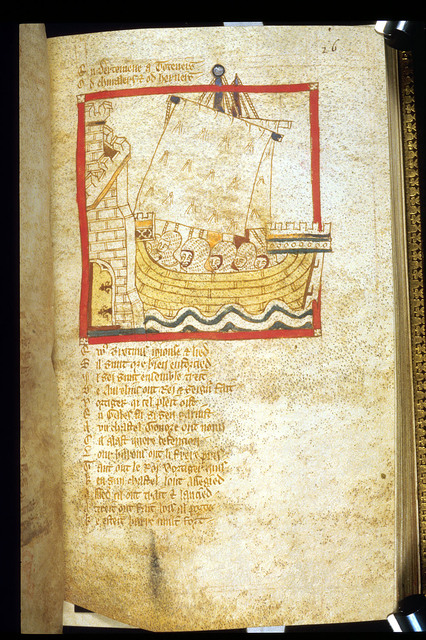 Bretons from BL Eg 3028, f. 26