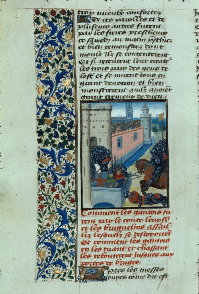 Bruges from BL Royal 14 D IV, f. 221v