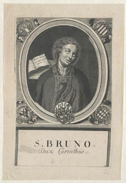 Bruno, Bischof von Würzburg, Heiliger
