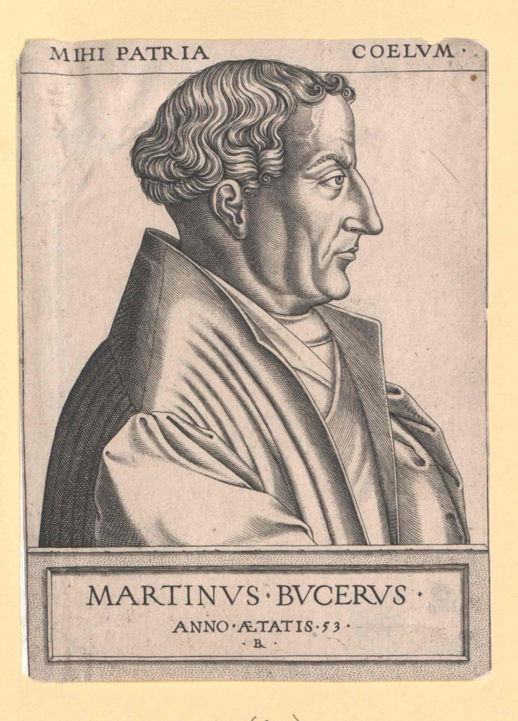 Bucer, Martin