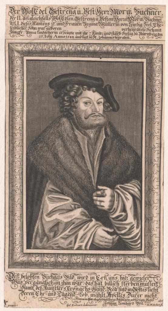Buchner, Moritz