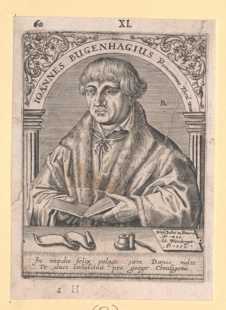 Bugenhagen, Johannes