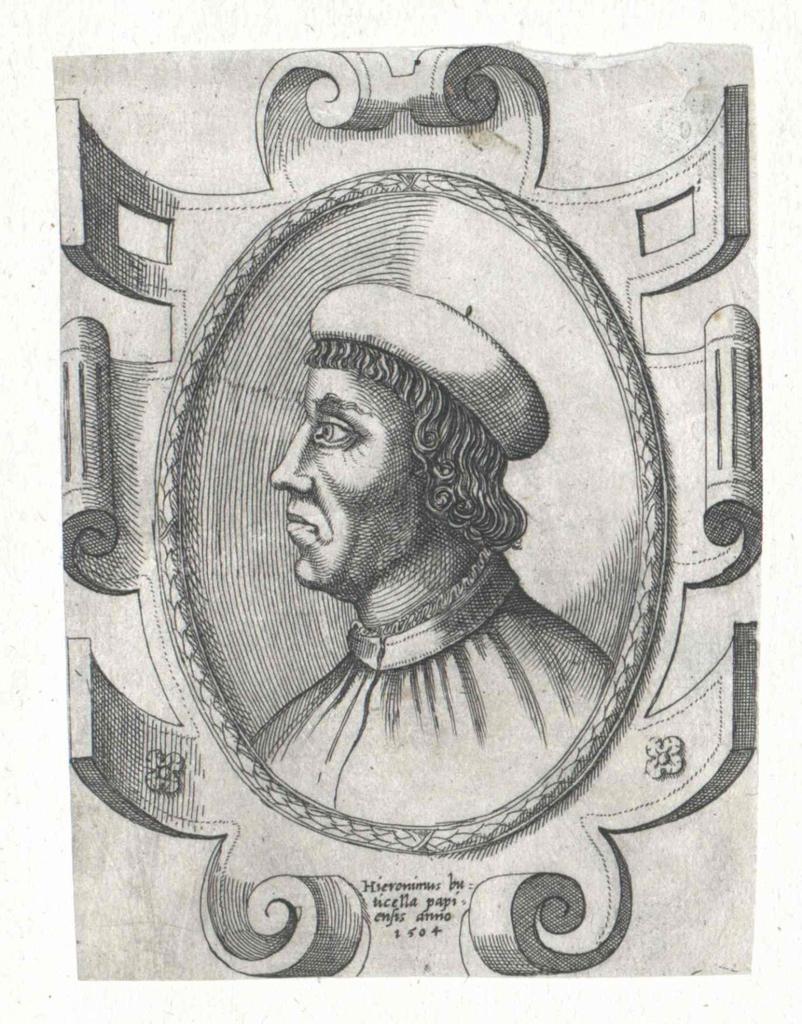 Buticella, Girolamo
