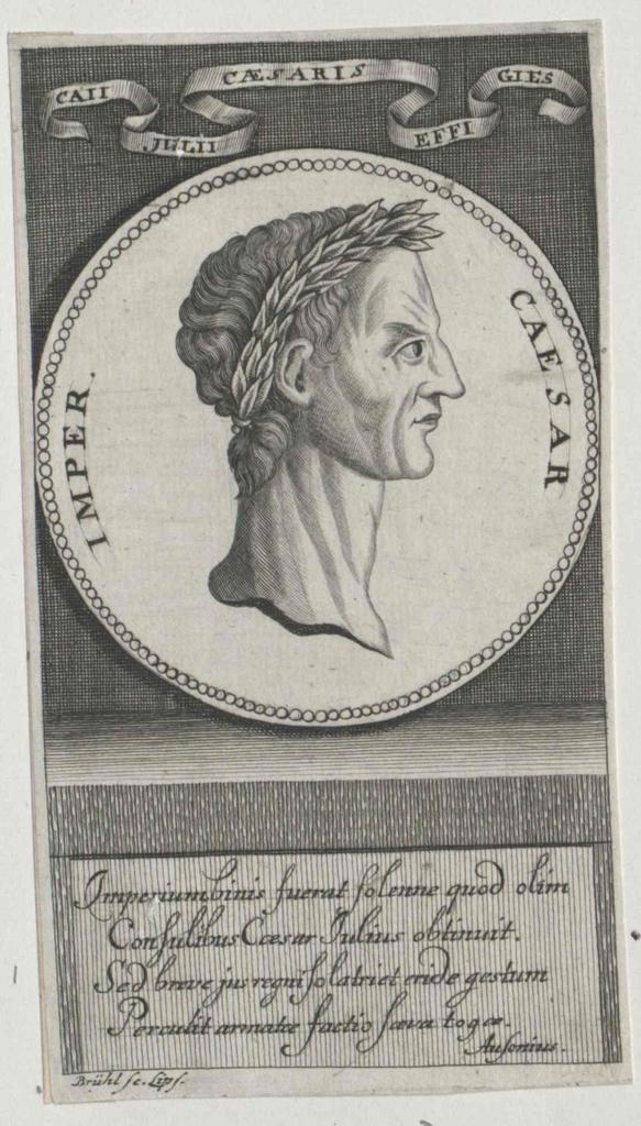 Caesar, Gaius Julius