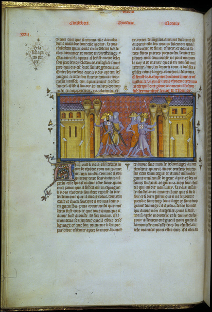 Captured cities from BL Royal 16 G VI, f. 25v
