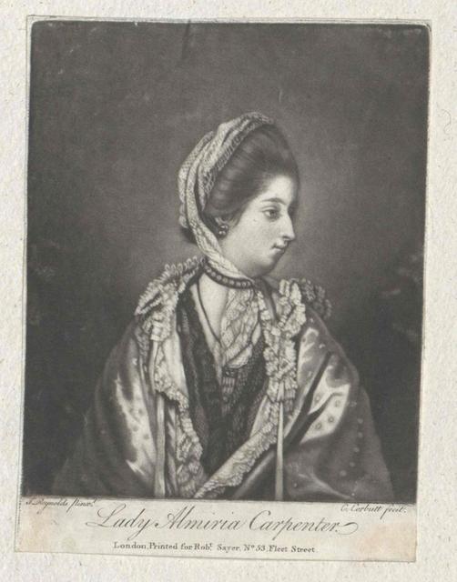 Carpenter, Lady Almeria