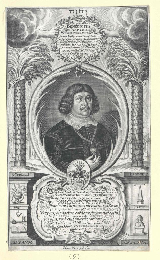 Carpzov, Benedikt Simon