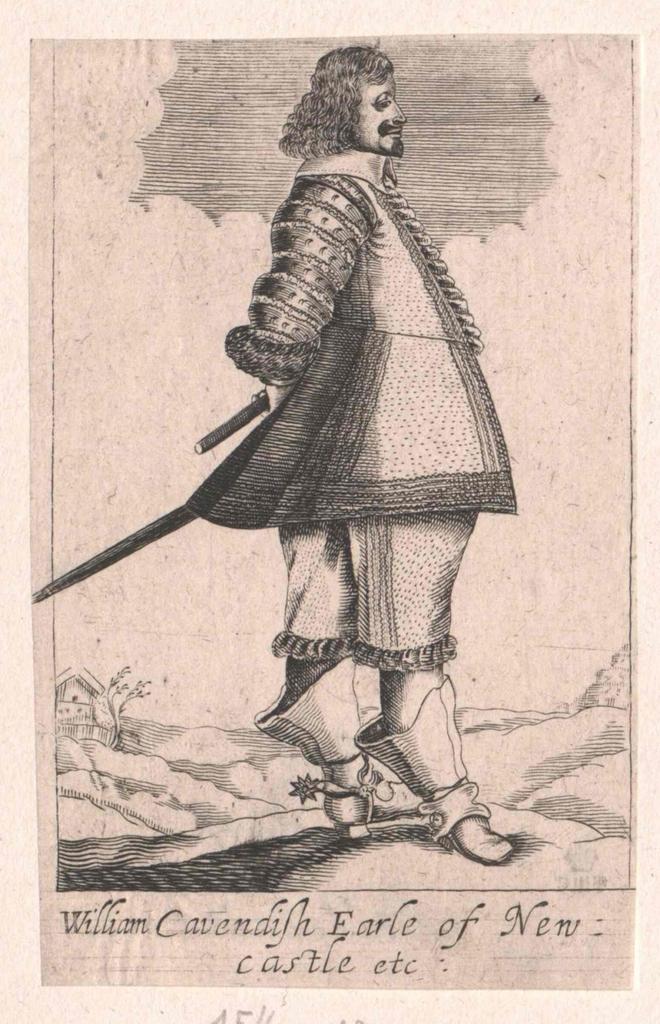 Cavendish, 1st Duke of Newcastle, William