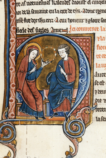 Cecilia from BL Royal 20 D VI, f. 78