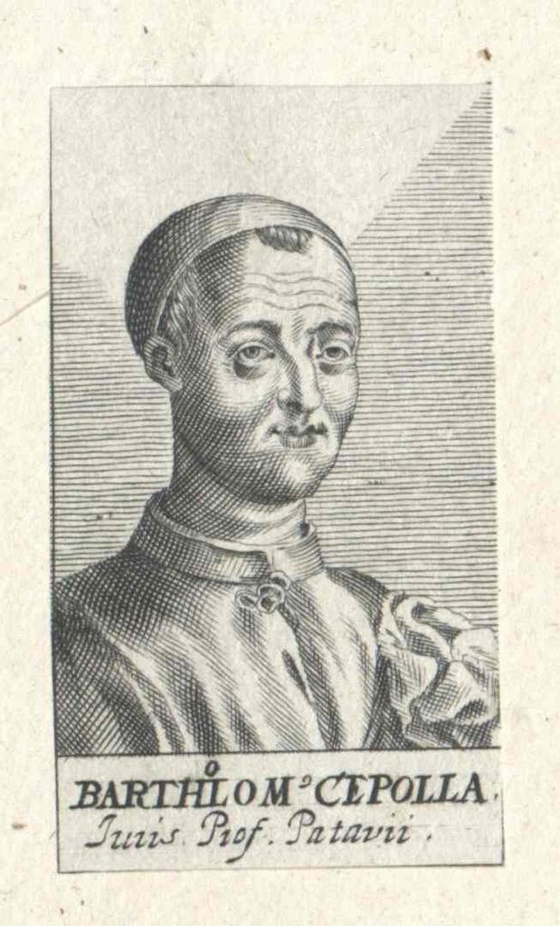 Cepolla, Bartolomeo