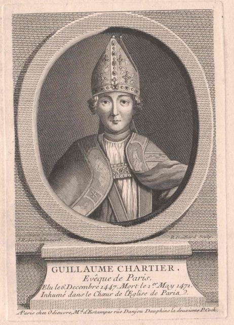 Chartier, Guillaume