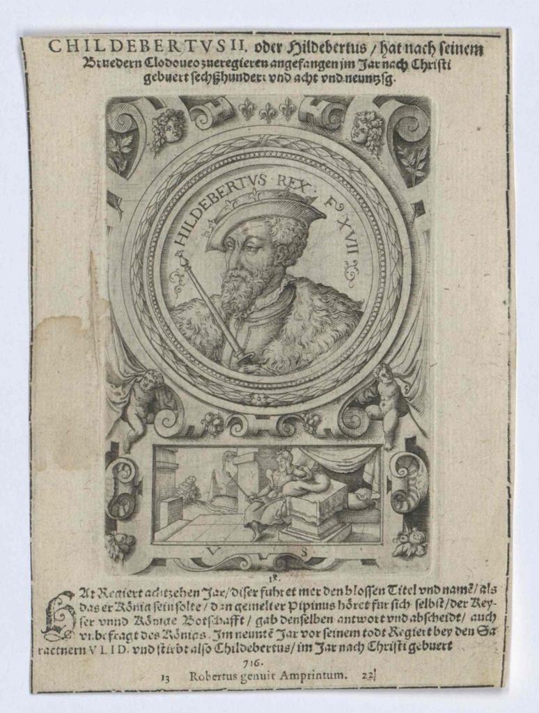 Childebert III., König der Franken