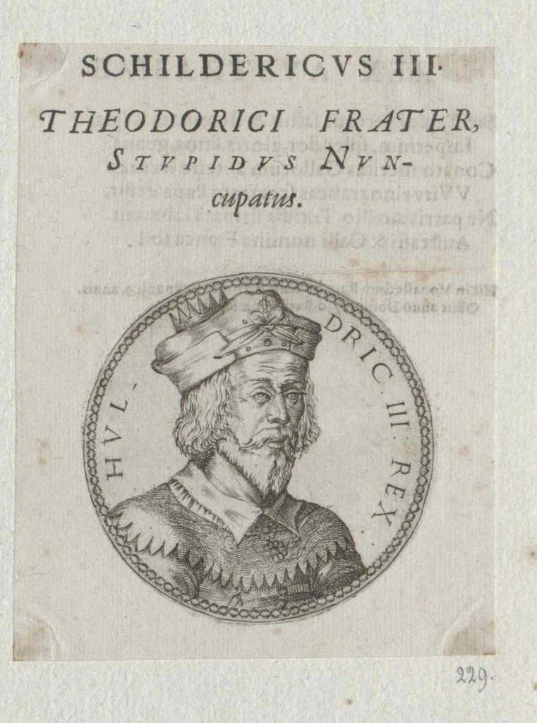 Childerich III., König der Franken