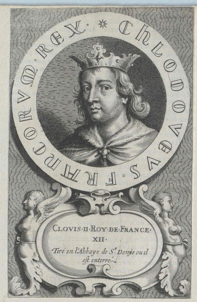 Chlodwig II., König der Franken