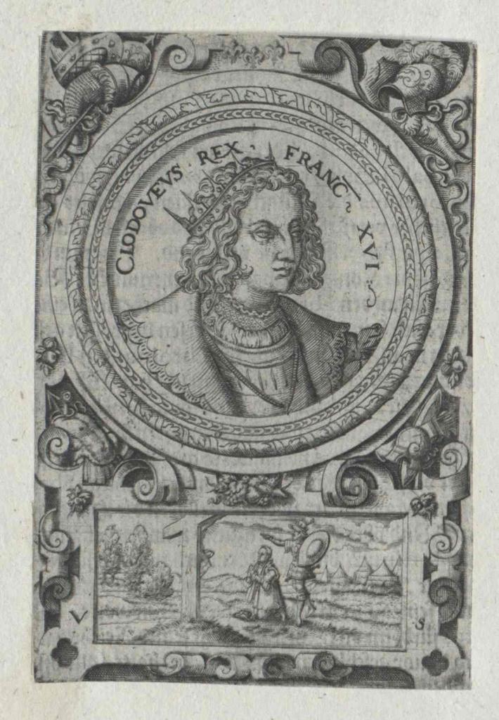 Chlodwig III., König der Franken