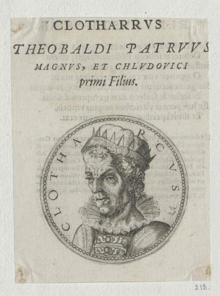 Chlothar I., König der Franken