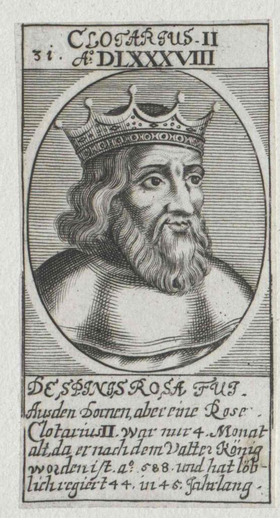 Chlothar II., König der Franken