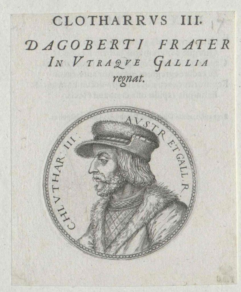Chlothar III., König der Franken