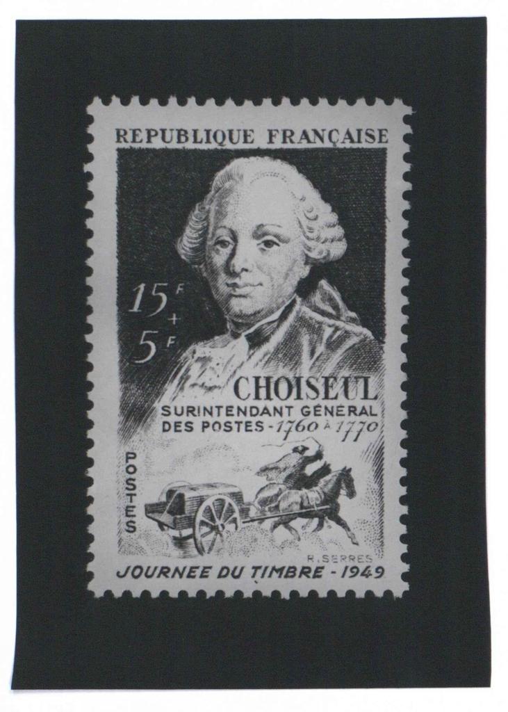 Choiseul, Etienne Francois Herzog
