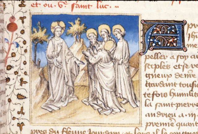 Christ from BL Royal 20 B IV, f. 54