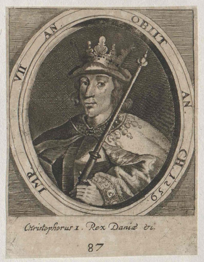 Christoph I., König von Dänemark