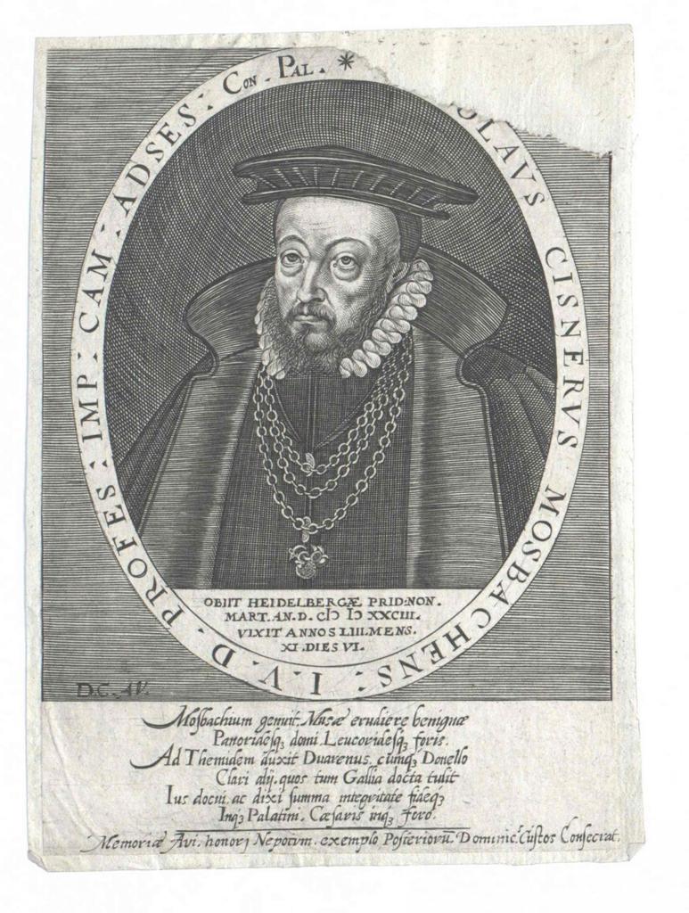 Cisner, Nicolaus