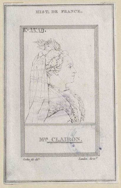 Clairon, Hippolyte