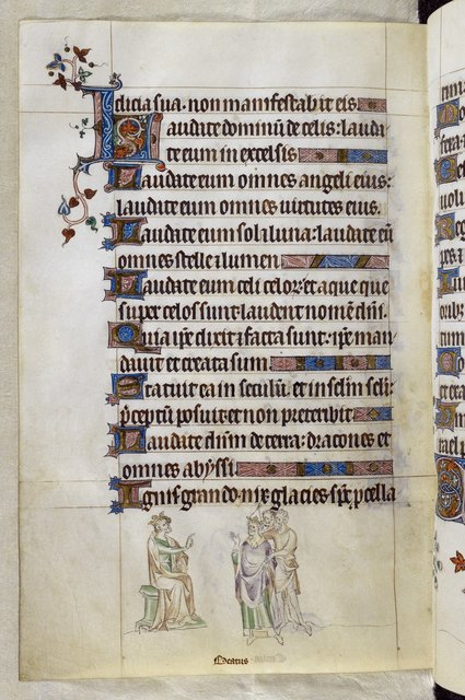 Clement from BL Royal 2 B VII, f. 278v