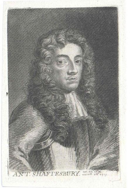 Cooper, 1. Earl of Shaftesbury, Anthony Ashley