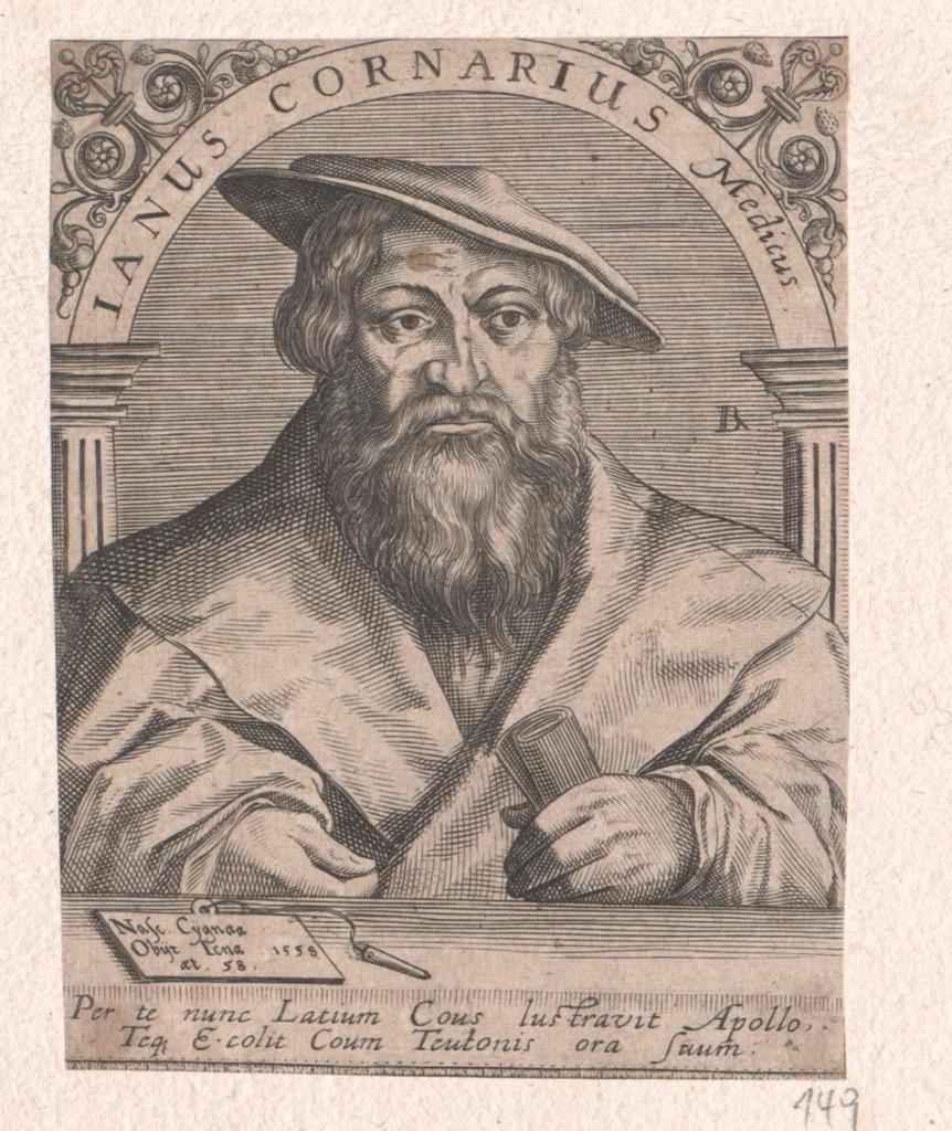 Cornarius, Janus