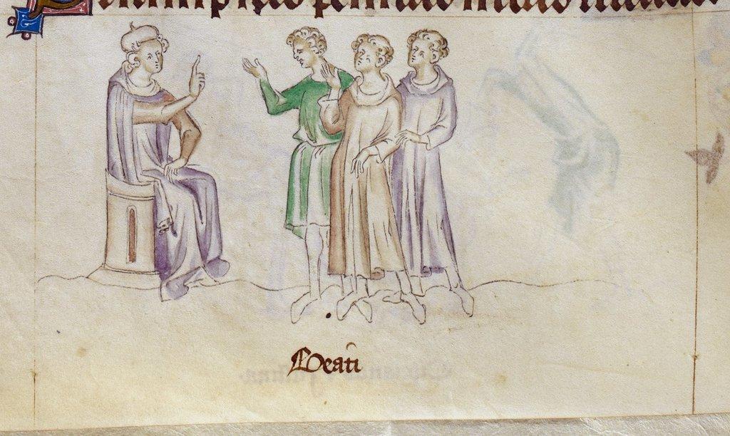 Cosmas and Damian from BL Royal 2 B VII, f. 268v