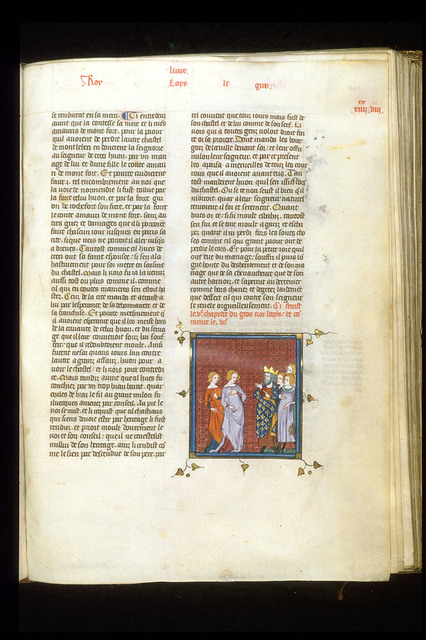 Countess of Chartres from BL Royal 16 G VI, f. 290
