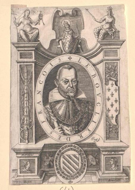 Crillon de Berton de Balbos, Louis