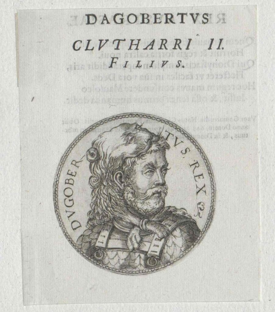 Dagobert I., König