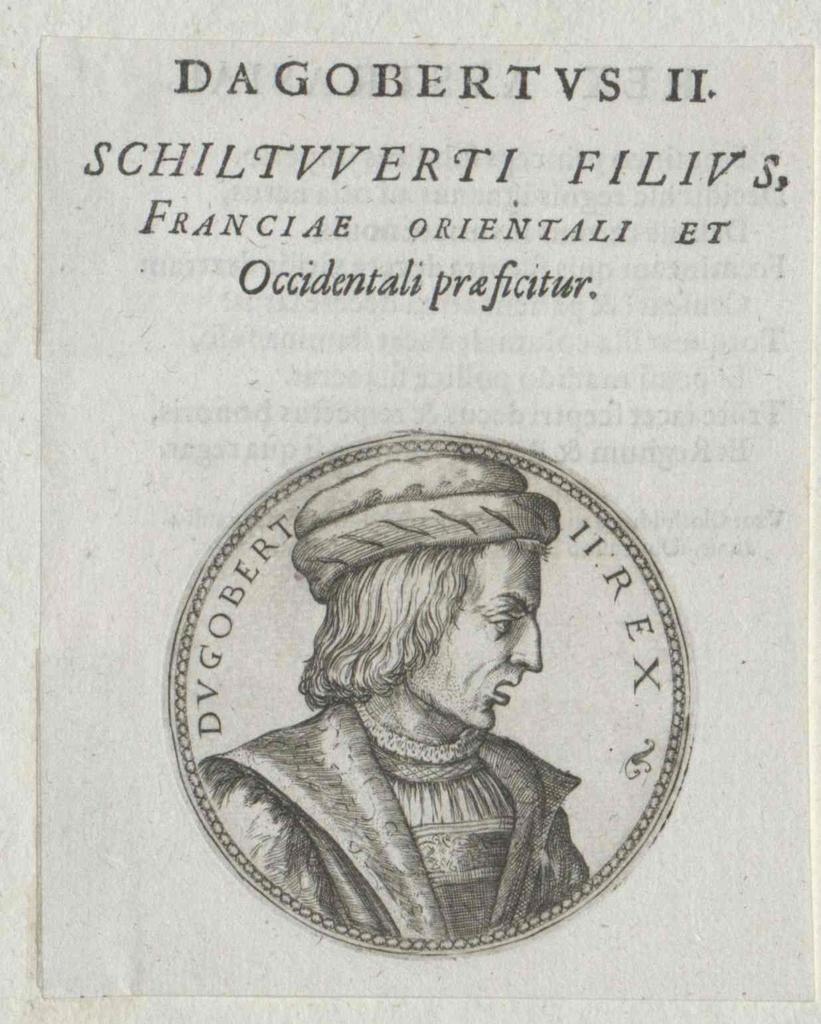 Dagobert II., König der Franken