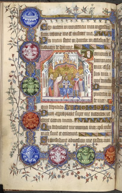 David from BL YT 14, f. 29v