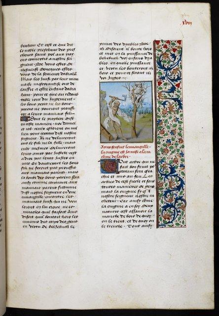 Death from BL Royal 15 D V, f. 26