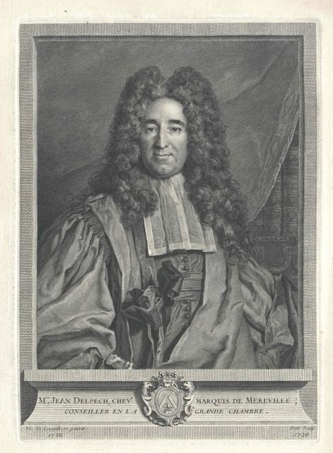 Delpech, Marquis de Méréville, Jean