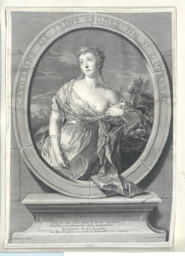 Deseine, Catherine Marie Jeanne Dupré