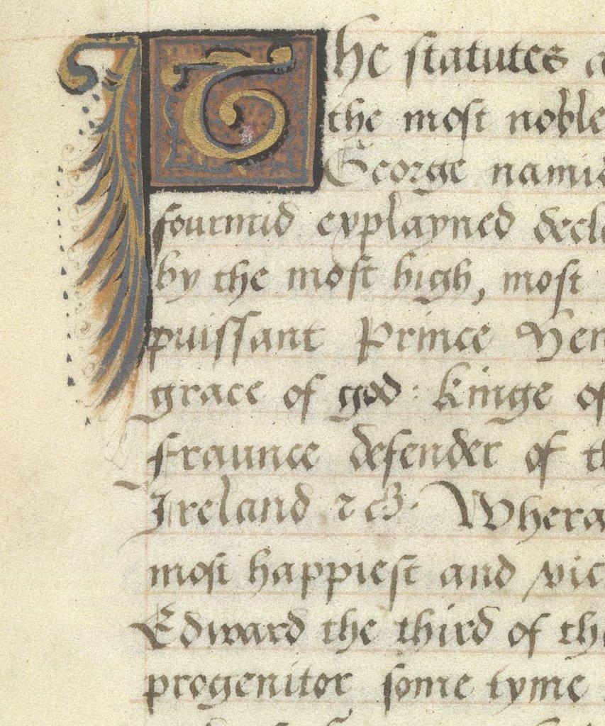 Detail from BL Lansdowne 1207, f. 2
