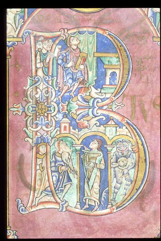 Detail from BL Lansdowne 383, f. 15v
