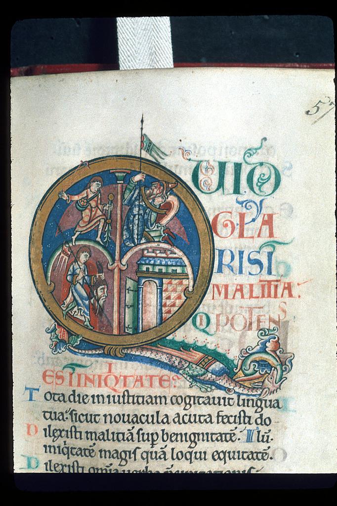 Detail from BL Lansdowne 383, f. 57