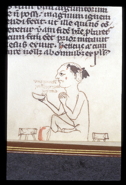 Detail from BL Stowe 49, f. 169
