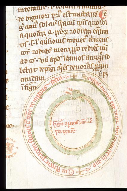 Diagram from BL Harley 3735, f. 32v