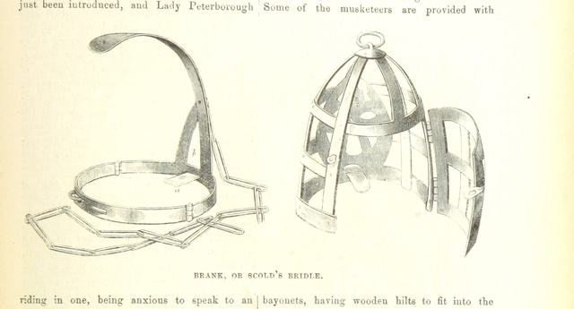 """diagram from """"The National and Domestic History of England ... With numerous steel plates, coloured pictures, etc"""""""